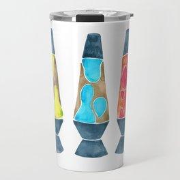 Retro Vibes – Primary Palette Travel Mug