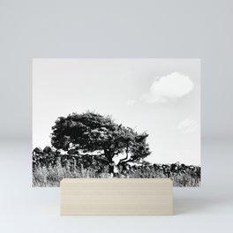 No silver lining Mini Art Print