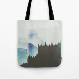 Fractions A58 Tote Bag