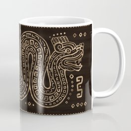 Aztec Double-headed serpent Coffee Mug