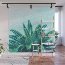 Palm Chill! Wall Mural