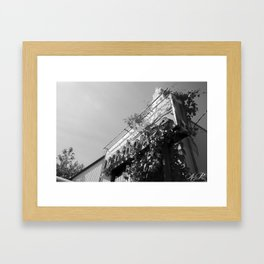 Lighthouse, With a loose 'G' Framed Art Print