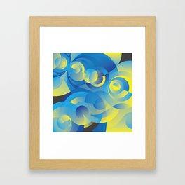 Cosmogony #03 Framed Art Print