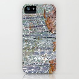 Woodliness Loveliness iPhone Case