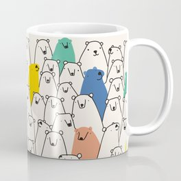 Bears party Coffee Mug