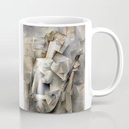Pablo Picasso - Girl with a Mandolin Coffee Mug