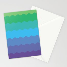 Waves 1 Stationery Cards