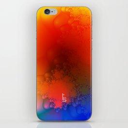 Aura Spectra I iPhone Skin