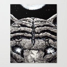Fearful Symmetry Canvas Print