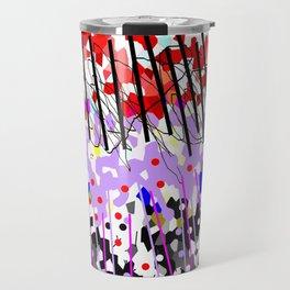 Lines and colors Travel Mug
