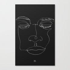 c l d  Canvas Print