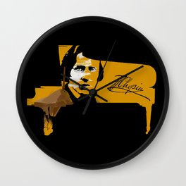 Frederic Chopin Wall Clock