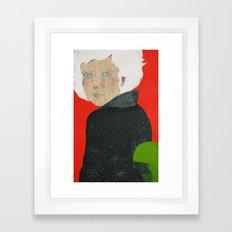 Geiko of the Universe Framed Art Print