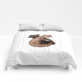 Otter Bear Comforters