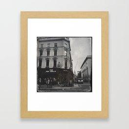 London #8 Framed Art Print