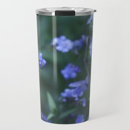 please forget me not... Travel Mug