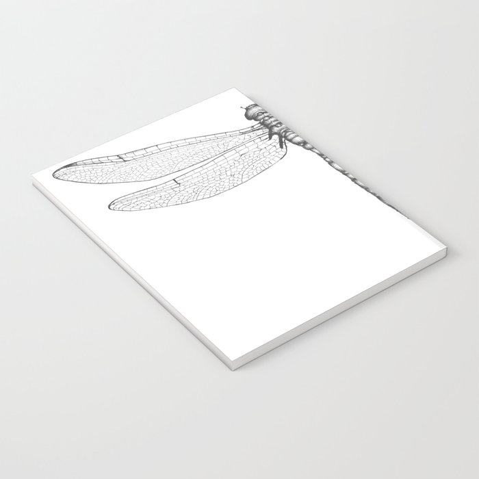 Dragonfly Wings Notebook