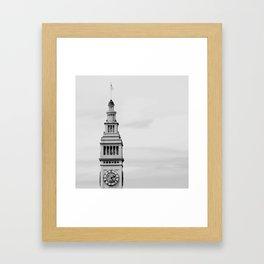 Chronopolis Framed Art Print