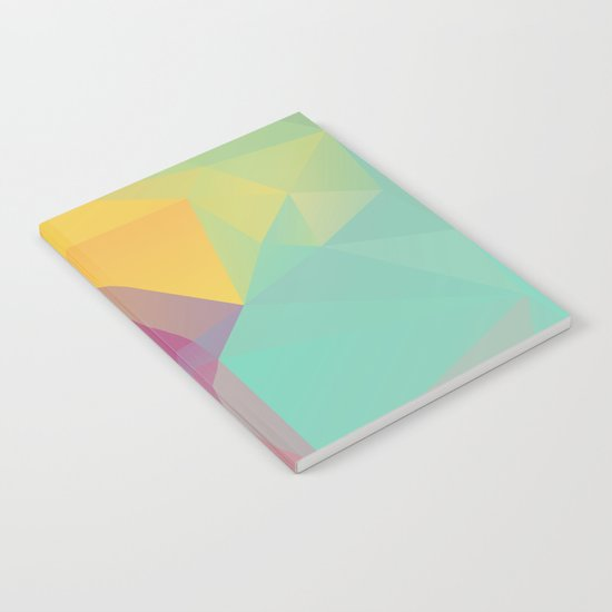 Geometric XI Notebook