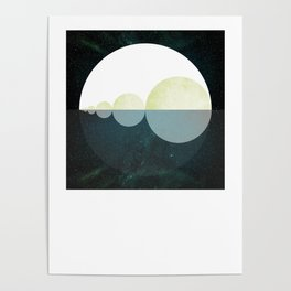 Nocturne Sequential Horizon Poster