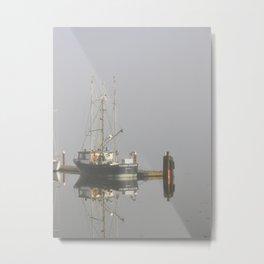 floating on air...... Metal Print
