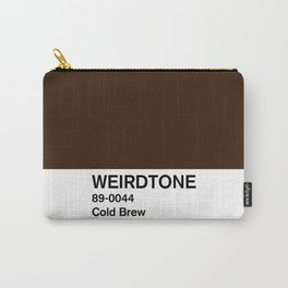 Cold Brew Carry-All Pouch