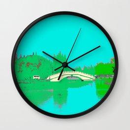 A Lone Ranger Wall Clock