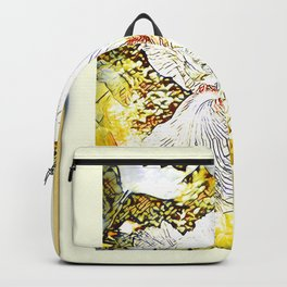Happy Iris Backpack