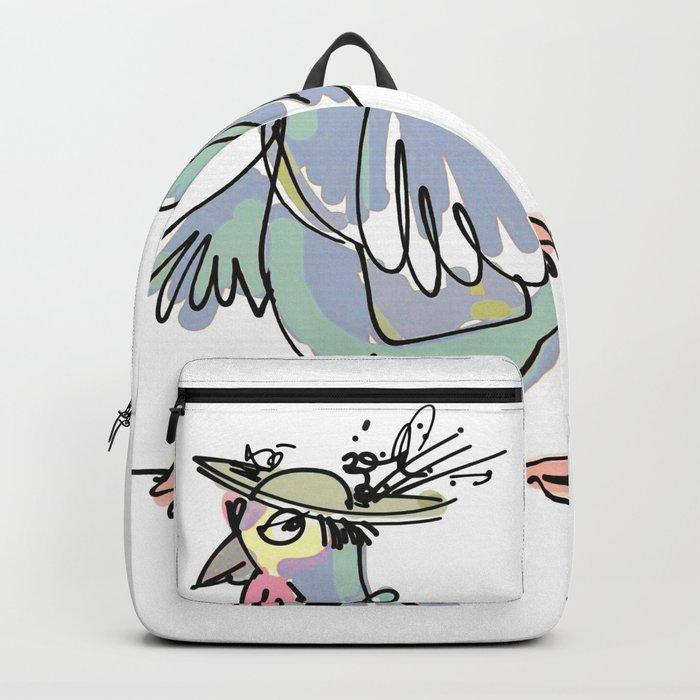 Easter Parade Backpack