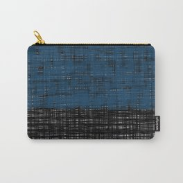 platno (blue) Carry-All Pouch