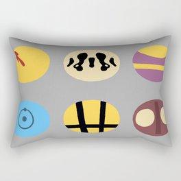 Less is Moore Rectangular Pillow