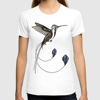 hummingbird T-shirts featuring Hummingbird by Andreas Preis