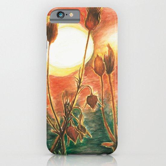 Prairie Sunset iPhone & iPod Case