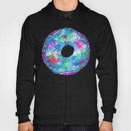 Psychedelic Phrosted Doughnut Baker's Dozen #2 Hoody