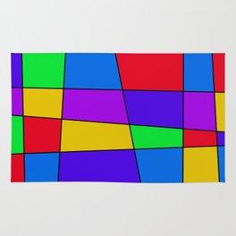 Colorful Window Two Rug