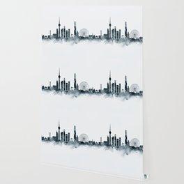 Beijing Skyline Wallpaper