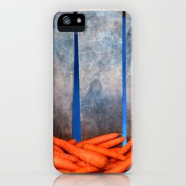 Carrots iPhone Case