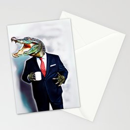 Business Croc Stationery Cards