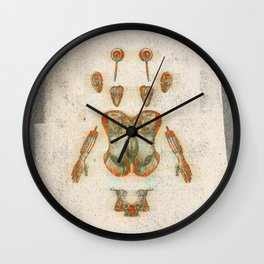 Goblin Soup Wall Clock