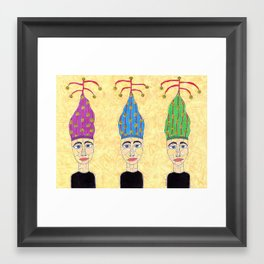 The Projectors Framed Art Print