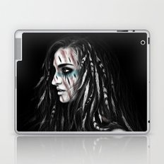Feathers and Shadows Laptop & iPad Skin
