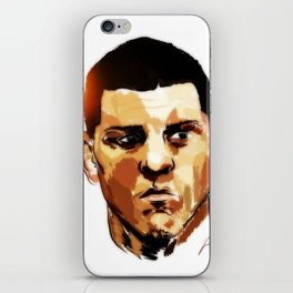 Nick Diaz iPhone Skin