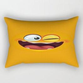 YELLOW_CHRISTMAS Rectangular Pillow