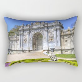 Dolmabahce Palace Istanbul Rectangular Pillow