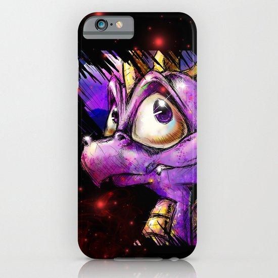 Spyro the Dragon iPhone & iPod Case