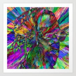 ASAP Rocky LSD Art Print