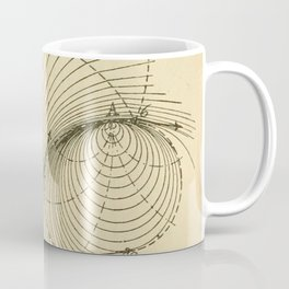 Fluid Dynamics Coffee Mug
