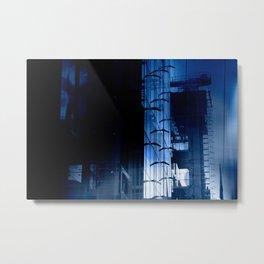 """SKIES.OF.STONE"" V10 Metal Print"