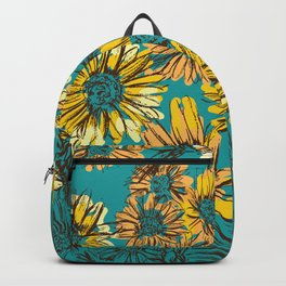 Daisies - Series Have a Nice Day Backpack