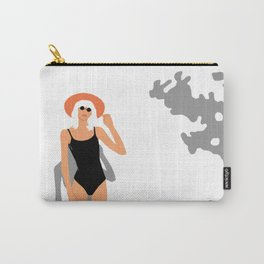 Pool & shadows Carry-All Pouch